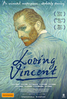Loving Vincent - arthouse