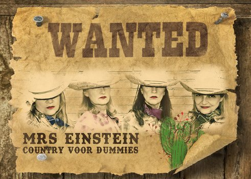 Mrs. Einstein - Wanted(try-out)