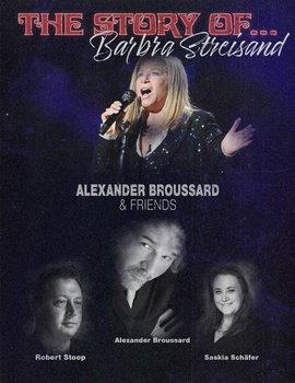 Alexander Broussard - The Story of Barbara Streisand