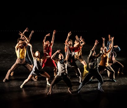 Holland Dance Festival - Talent on the Move